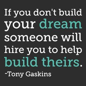 Dreambuilding