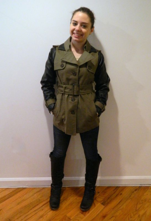 jacket refashion-mini pip