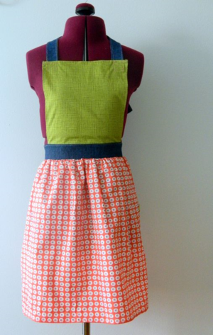 full apron-mini pip