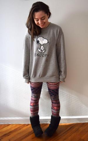 handmade leggings-mini pip