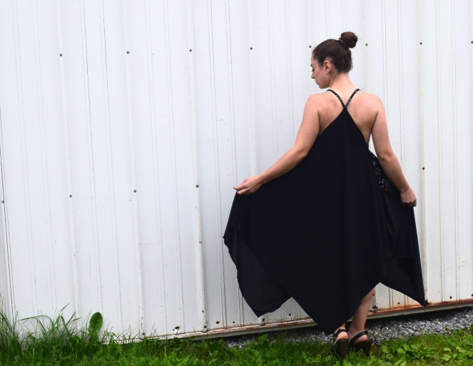 Sparkle Dress Refashion- Trish Stitched