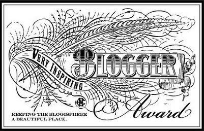Inspiring Blogger Award- Trish Stitched
