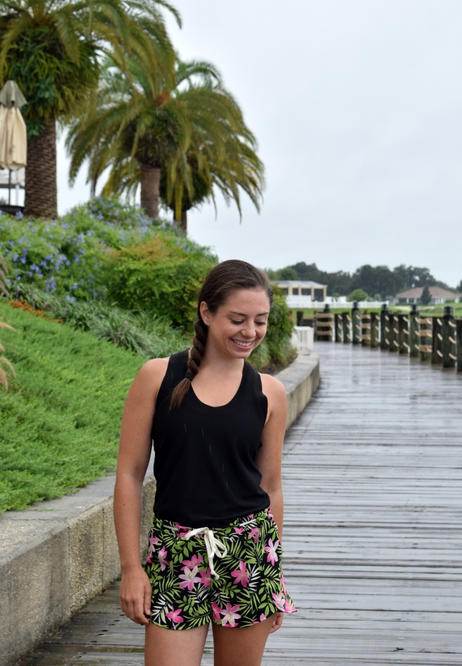 refashioned nantucket shorts- trish stitched