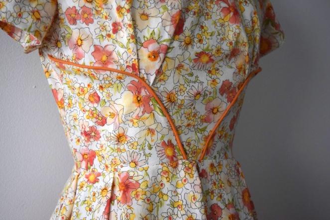 Fall Floral Rue- Trish Stitched