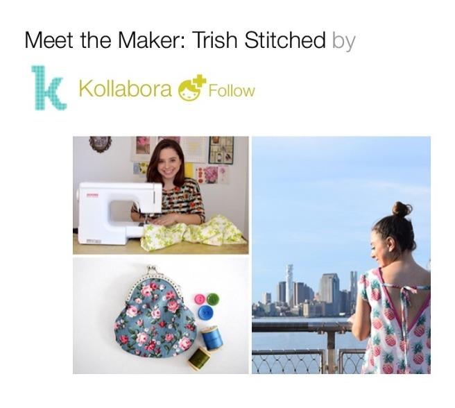 Trish Stitched