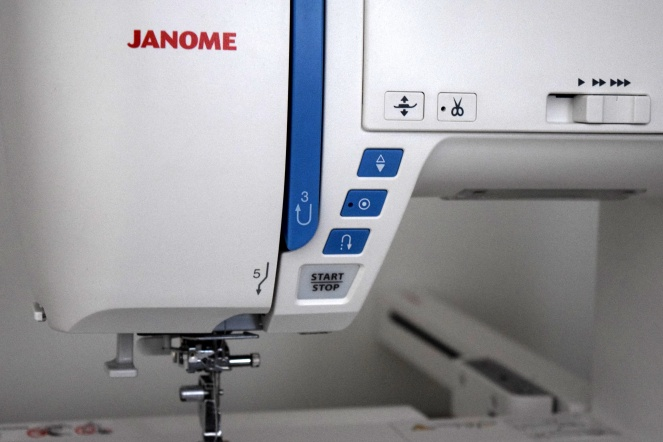 Janome Skyline S9 Review and Project - Trish Stitched