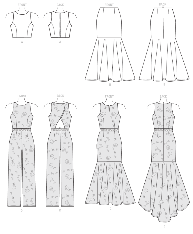 Patterns I'm Loving - Trish Stitched