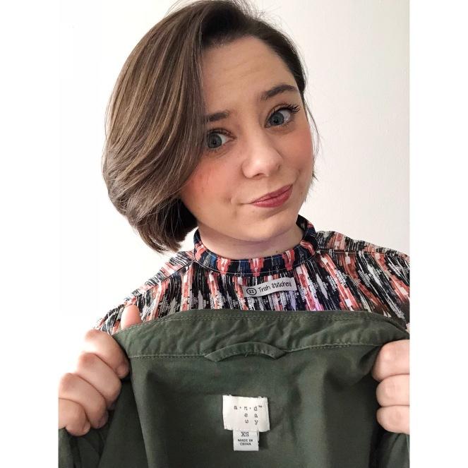 Kalle Shirt - Trish Stitched