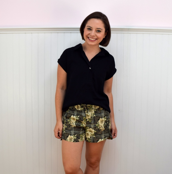 #Refashion Friday - Refashioned Nantucket Shorts Take Two!