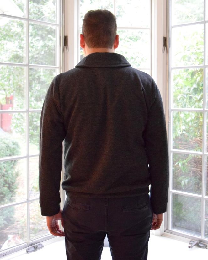 Finlayson Sweater - Trish Stitched