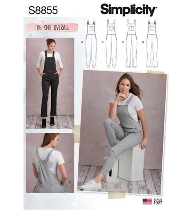 simplicity 8855